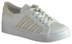 Endless - Endless Ortopedi Beyaz Günlük Bayan Spor Ayakkabı (36-40)