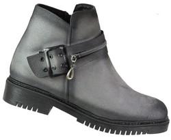 ISPARTALILAR - Enesse 51 Ortoepedi Düz Taban Günlük Bayan Bot Ayakkabı (36-40)