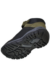 FLYER 312 Ortopedi Kürklü Erkek SİYAH Çocuk Bot Ayakkabı (31-35) - Thumbnail
