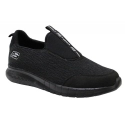Diğer - Forza 19001 Ortopedi Siyah Bayan Spor Ayakkabı (36-40)