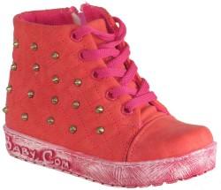ISPARTALILAR - Genesi 034 Rahat Kız Çocuk Bot Ayakkabı (22-25)