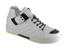 Guja - Guja 17k184 Rahat Beyaz Gizli Topuk Bayan Ayakkabı