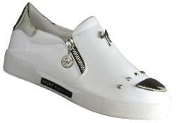 Guja - Guja 18Y400-6 Ortopedi Beyaz Günlük Bayan Spor Ayakkabı