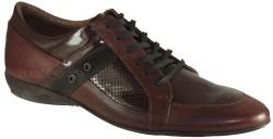 ISPARTALILAR - Güvenal Hakiki Deri Kahve Erkek Ayakkabı (40-44)