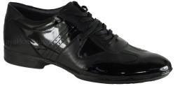 ISPARTALILAR - Güvenal Hakiki Deri Siyah Erkek Ayakkabı (40-44)