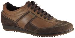 ISPARTALILAR - Güvenal Hakiki Deri Taba Erkek Klasik Ayakkabı (40-44)