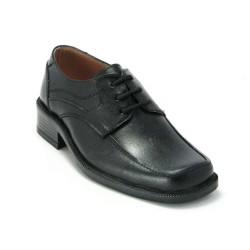 ISPARTALILAR - Hüner Erkek Çocuk Deri Günlük Klasik Bağlı Okul Ayakkabı
