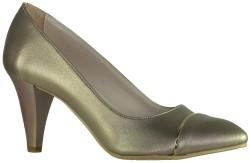 ISPARTALILAR - Ispa 13 Rahat Bakır Bayan Kısa Topuklu Ayakkabı (36-40)