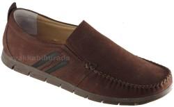 ISPARTALILAR - Ispa 290 Rahat Taban Kahve Deri Erkek Günlük Ayakkabı (40-44)