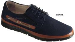 ISPARTALILAR - Ispa Rahat Taban Hakiki Deri Günlük Erkek Ayakkabı (40-44)