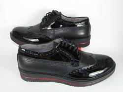 ISPARTALILAR - Ispartalılar Erkek Eva Taban %100 Deri Ayakkabı