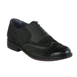 ISPARTALILAR - Ispartalılar Hakiki Deri Klasik Eva Taban Erkek Günlük Ayakkabı