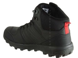 Jump 16078 Rahat Kaymaz Taban Siyah Boğazlı Erkek Ayakkabı - Thumbnail
