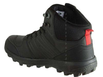 Jump 16078 Rahat Kaymaz Taban Siyah Boğazlı Erkek Ayakkabı