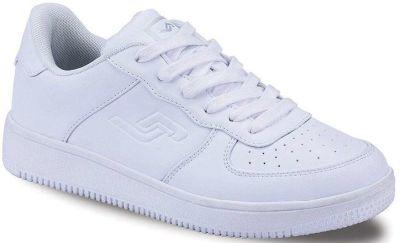 Jump 16312 Beyaz Erkek Bayan Spor Ayakkabı (36-45)