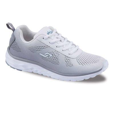 Jump 17586 Beyaz Erkek Bayan Spor Ayakkabı (36-40)