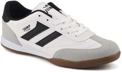Jump - Jump 18089 FUTSAL Kaymaz Beyaz Salon Spor Ayakkabı (36-44)