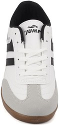Jump 18089 FUTSAL Kaymaz Beyaz Salon Spor Ayakkabı (36-44) - Thumbnail