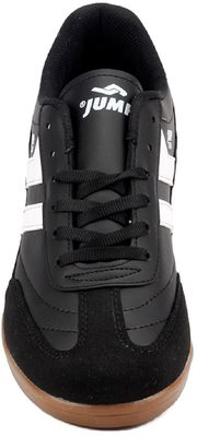 Jump 18089 FUTSAL Kaymaz Siyah Salon Spor Ayakkabı (36-44)