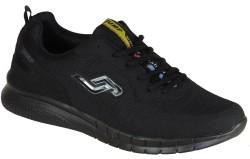 Jump - Jump 21049 Ortopedi Yazlık Siyah Erkek Beyaz Spor Ayakkabı (40-45)