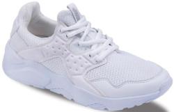 Jump - Jump 21090 Ortopedi Rahat Beyaz Erkek Bayan Spor Ayakkabı (36-40)
