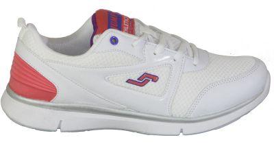 Jump 21163 Günlük Ortopedik Siyah Beyaz Bayan Spor Ayakkabı (36-40)