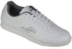Jump 21187 Ortopedik Beyaz Bayan Erkek Spor Ayakkabı (36-45) - Thumbnail