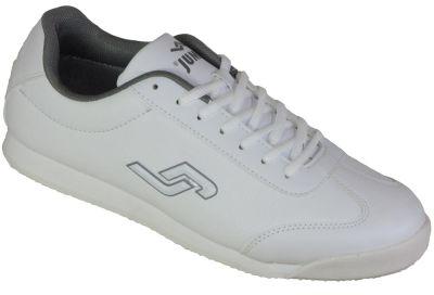 Jump 21187 Ortopedik Beyaz Bayan Erkek Spor Ayakkabı (36-45)