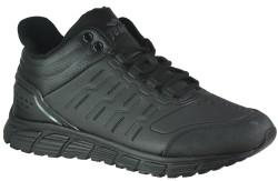 Jump - Jump 24055 Ortopedi Siyah Erkek Günlük Spor Ayakkabı (40-45)
