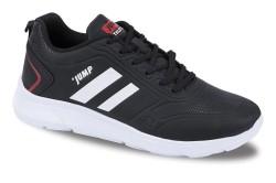 Jump - Jump 24068 Siyah Büyük Numara Erkek Spor Ayakkabı 46-47