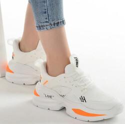 Jump - Jump 24685 Ortopedi Hafif Taban Günlük Kadın Spor Ayakkabı