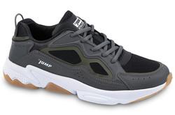 Jump - Jump 24712 Ortopedi Siyah Erkek Spor Ayakkabı (36-45)