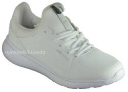 Jump - Jump Ortopedi Rahat Beyaz Erkek Spor Ayakkabı (40-45)