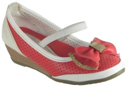 ISPARTALILAR - KAMPANYALI DSN 34 Rahat Hafif Dolgu Kız Çocuk Ayakkabı