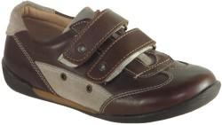 ISPARTALILAR - KAMPANYALI welch 51 Kahverengi Cırtlı Hakiki deri Erkek Çocuk Ayakkabı