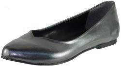 ISPARTALILAR - La Moor Rahat Gri Düz Sade Bayan Babet Ayakkabı (36-40)