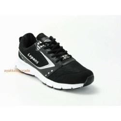 Diğer - Lepons Unisex Hafif Taban Günlük Yürüyüş Fileli Spor Ayakkabı
