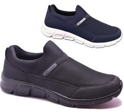 Wanderfull - Liger 1016300 Ortopedi Hafif Bağcıksız Günlük Erkek Spor Ayakkabı