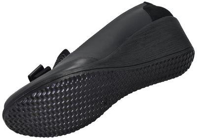 Mavişim 33 Dolgu Taban Siyah Kadın Günlük Ayakkabı (36-40)