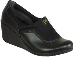Mavişim - Mavişim Ortopedi Rahat Siyah Bayan Günlük Ayakkabı (36-40)