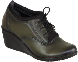 Mavişim - Mavişim Ortopedi Günlük Dolgu Taban Bayan Ayakkabı (36-40)