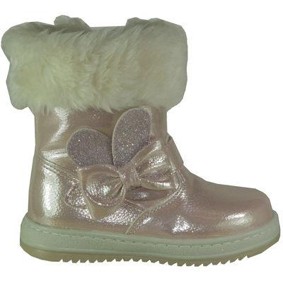 Mini Women 902 Anatmik Rahat Kız Bebe Çocuk Bot Ayakkabı