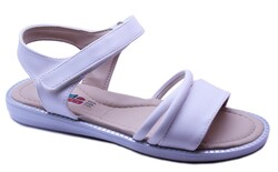 Mini Women - Mini Women 93 Ortopedi Günlük Kız Çocuk Sandalet