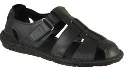 ISPARTALILAR - Peker 11 Erkek Deri İçi Gizli Pedli Ortopedik Sandalet