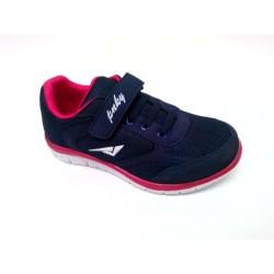 Pinokyo - Pinokyo 1022 Unisex Çocuk Spor Ayakkabı