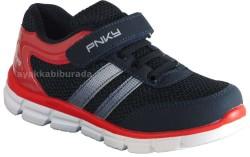 Pinokyo - Pinokyo 1090 Ortopedi Lacivert Erkek Çocuk Spor Ayakkabı (26-35)