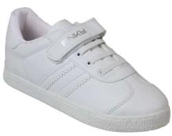 Pinokyo - Pinokyo 116 Kız Erkek Beyaz Çocuk Spor Ayakkabı (26-35)