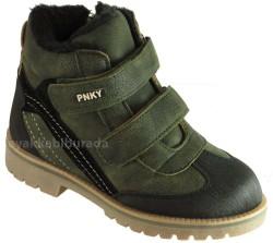 Pinokyo - pinokyo 6011 Ortopedi Erkek Çocuk Bot Ayakkabı (31-35)