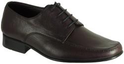 ISPARTALILAR - Pirinçoğlu 23 Erkek Bağlı Hakiki Kösele Keçi Derisi Ayakkabı