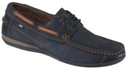 ISPARTALILAR - Rekırs 101 Hakiki Deri Lacivert Günlük Erkek Ayakkabı (40-44)